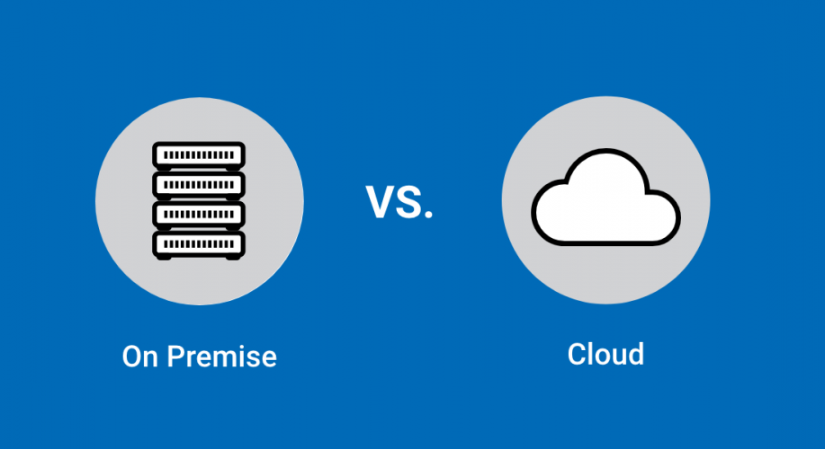 cloud vs onpremise
